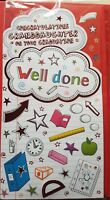 Granddaughter well done congratulations degree graduation card granddaughter