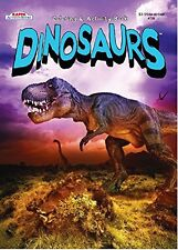 Dinosaurs - Coloring & Activity Book - T-Rex by Kappa Books Publishers