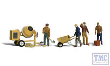 A1901 Woodland Scenics OO Gauge Masonry Workers