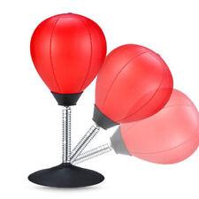 Avento Junior Set Palla Da Box Nero/rosso Con Riflesso 41be Sport Sport E Viaggi Boxe E Arti Marziali