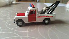 """Dinky Toys #442 Land Rover 109 WB takelwagen """"MOTORWAY RESCUE Mint"""
