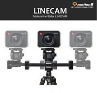 "MOTIONNINE 13"" 34cm Smooth Double Sliding 19"" 47cm Travel Camera Slider"