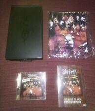 Slipknot Box Shirt Cd DVD Rock Metal Rare