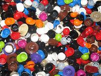 Lego ® Accessoire Minifig Lot x5 Casquette Chapeau Helmet Choose Model Cap Hat