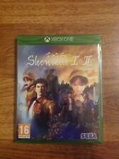 Shenmue I & II Xbox One, NEW & SEALED