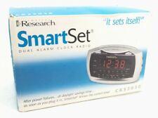 Emerson Research Digital Alarm Clock Model CKS3030