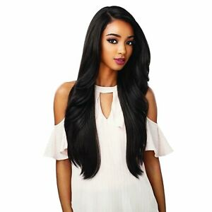 Sensationnel Cloud 9 What Lace? Swiss Synthetic Lace Frontal Wig - Morgan