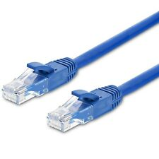 Fosmon 75FT CAT6 LAN Network  RJ45 High Speed Ethernet Patch Router Cable Cord