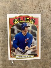 Anthony Rizzo 2013 Topps 1972 Topps Minis #TM-12 Chicago Cubs