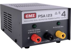 GME Regulated Power Supply 4A PSA123