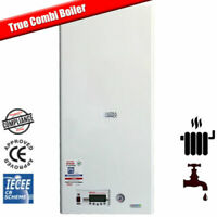 12kW Wall Hung Electric Combi Boiler for Flats - Central Heating & Hot Water