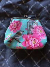 Coin Purse Floral Wallets for Women