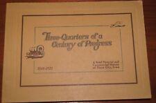 Three-Quarters of a Century of Progress, 1848-1923, Sioux City, Iowa #18017