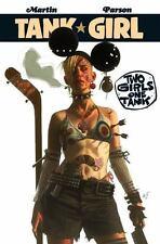 Tank Girl: Two Girls One Tank Collection 1, Martin, Alan  Book
