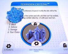 Heroclix Gardiens of the Galaxy s101 terrigen Crystal
