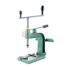 New Desktop Hand Tapping Machine Cast Iron Tap And Dies Precision Manual Tapper