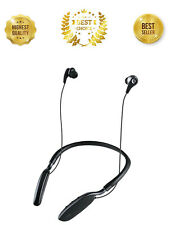 Wireless Bluetooth Neckband Stereo Headset Earpiece, Sports, Gaming, Phone TV PC