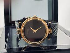Gucci Gold Tone 4500m Vintage Ladies Watch