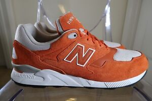New Balance 878 Orange Running Shoe ML878RSA, Size 12