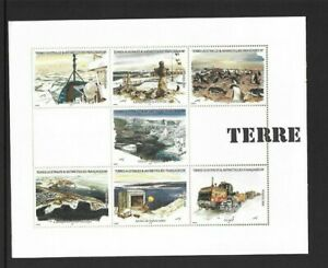 French Southern & Antarctic Territories - 2001 Set of 14 - MNH - Cat Value £70