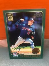2011 Topps Lineage Roy Halladay On Card Auto Topps Issued