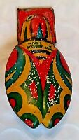 VINTAGE 1945 -1952 OCCUPIED JAPAN Tin Litho BUG CLICKER ~ Rohr Cosmic Artifacts