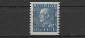 SWEDEN 175 MNH. SCV 11.00 FOR HINGED.