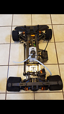 XRay RX8 2013 Nitro On Road Kit with many spares and motor