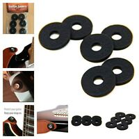 Premium Guitar Savers Strap Locks 3 Pair Black For Acoustic Electric Guitar New