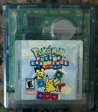 [Game Boy Color] Pokemon Puzzle Challenge (CART ONLY) - *USED*