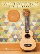 Two-Chord Songs for Ukulele Sheet Music Ukulele Book NEW 000125372