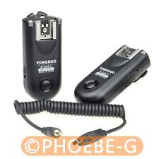 Yongnuo RF-603N II N3 Wireless Remote Flash Trigger for Nikon D7000 D5200  D3100