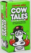 Cowtales Cow Tales Caramel Apple Chewy Candy Cowtails Bulk 36 Count Box 2.25 LBS