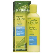 Optima Australian Tea Tree Hand & Body Lotion 250ml