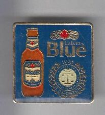 RARE PINS PIN'S .. ALCOOL BIERE BEER BIER BLUE LABATTS CANADA ~A3