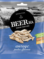 """Russian  dried anchovy, 25 g """"Beerka"""""""