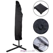 Parasol Banana Umbrella Cover Cantilever Outdoor Garden Waterproof Shield P