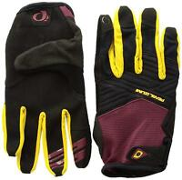 Men's Pearl iZUMi Summit Off-road Cycling Glove, Port, Size 2XL