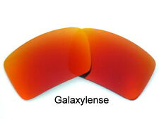 Galaxy Replacement Lenses For Oakley Big Taco Sunglasses Fire Red Polarized