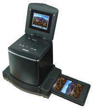 120 Format Film & Slide Scanner Film Size 6x4.5cm/6x6cm/6x7cm/6x8cm/6x9cm