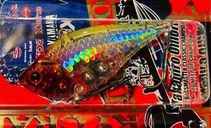 Lucky Craft LV RTO-150 Lipless Fishing Crankbait 1/2oz MS Crown Takashi Omori