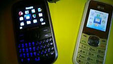 6 MOBILE PHONES Job Lot Motorola Samsung various mobile phones 2 fully working