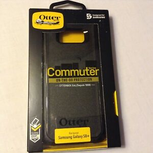 Otter Box for Samsung Galaxy S8+ Commuter Series On-The-Go Protection