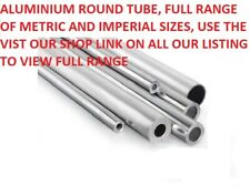 Aluminium Round Tube Full Range Of Sizes Use The Visit Our Shop Link On Advert