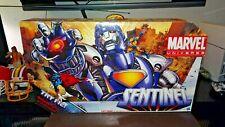 "Hasbro Marvel Universe Masterworks Legends 16"" Sentinel 3.75 Wolverine X-Men"