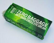 NATURALLY SERIOUS Zero Baggage Anti-Dark Circle Eye Cream .67 fl oz New In Box