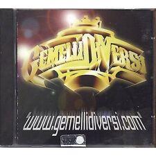 GEMELLI DIVERSI - www.gemellidiversi.com - CD + INEDITO + VIDEO NEW NOT SEALED
