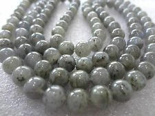 Labradorite Natural Stone Mala 8 mm At 109 Beads Japamala