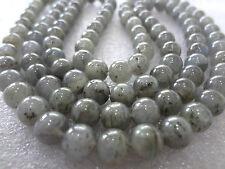 Top Quality Labradorite stone mala 7-8mm