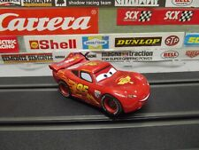 CARRERA GO 1:43 DISNEY PISTON CUP #95 LIGHTING McQUEEN SLOT CAR